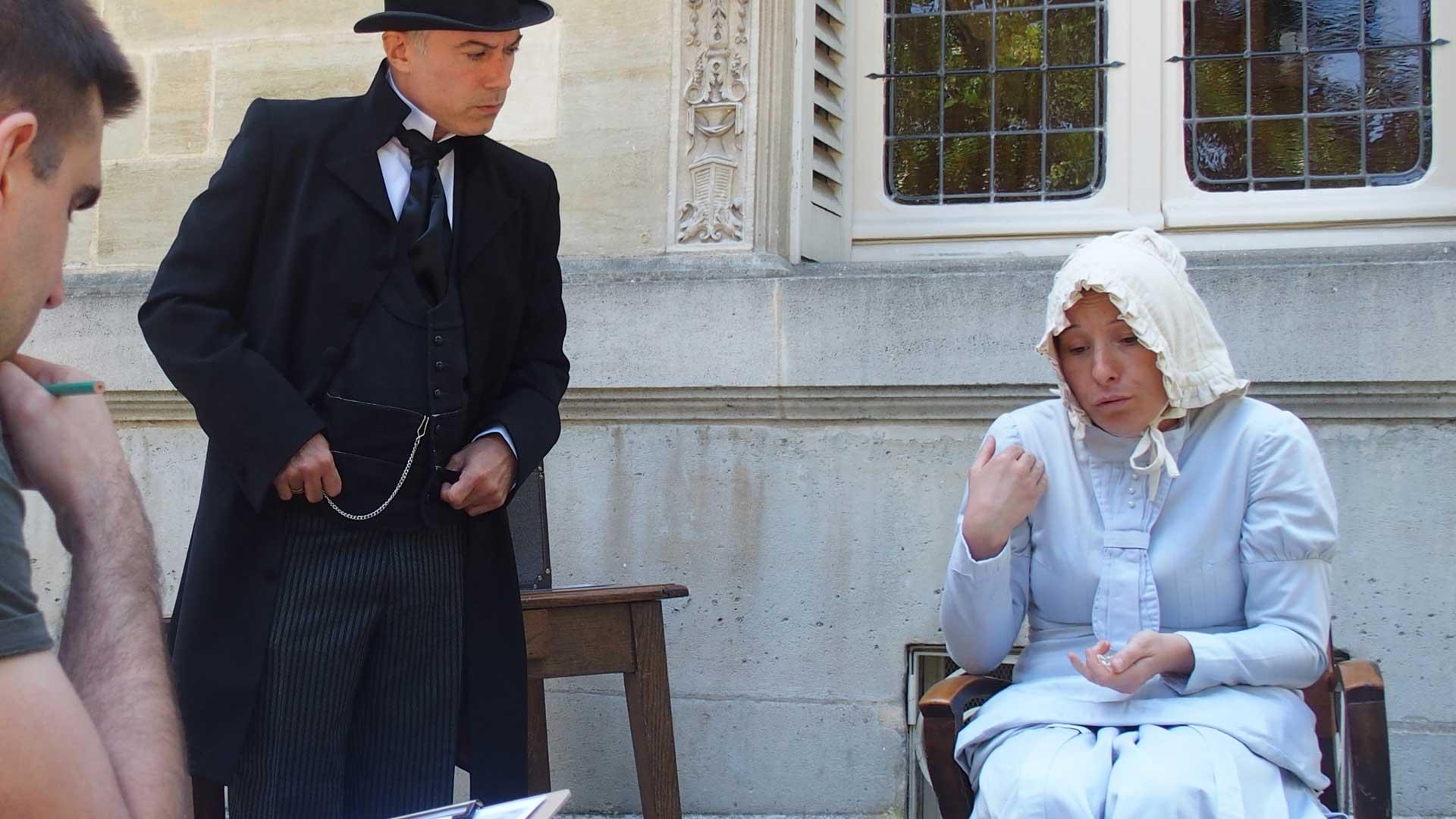 Artistes et Compagnie propose des murders party